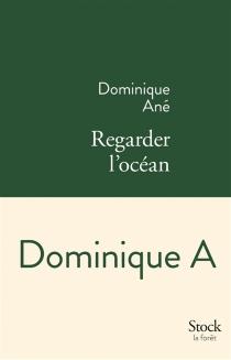 Regarder l'océan - DominiqueAné