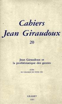 Cahiers Jean Giraudoux, n° 20 -