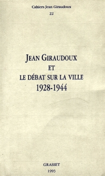 Cahiers Jean Giraudoux, n° 22 -