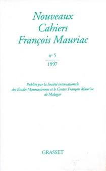 Nouveaux cahiers François Mauriac, n° 5 -