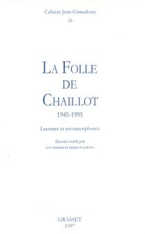 Cahiers Jean Giraudoux, n° 25 -