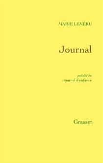 Journal - MarieLenéru