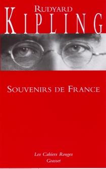 Souvenirs de France - RudyardKipling