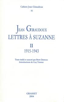 Cahiers Jean Giraudoux, n° 32 - JeanGiraudoux