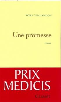 Une promesse - SorjChalandon
