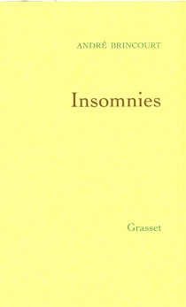 Insomnies - André Brincourt