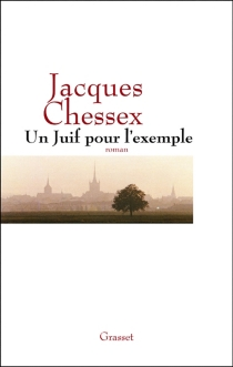Un juif pour l'exemple - Jacques Chessex