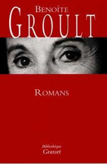 Romans - BenoîteGroult