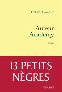 Auteur academy - PierreChavagné