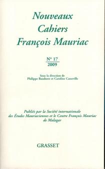 Nouveaux cahiers François Mauriac, n° 17 -