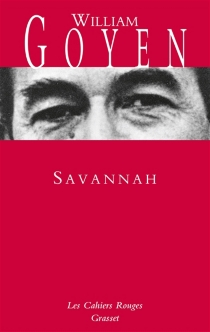 Savannah - William Goyen