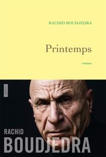Printemps - RachidBoudjedra