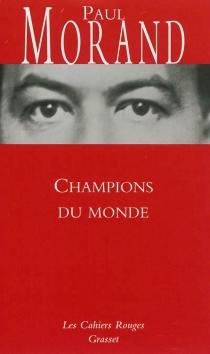 Champions du monde - PaulMorand