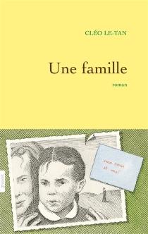 Une famille - CléoLe-Tan