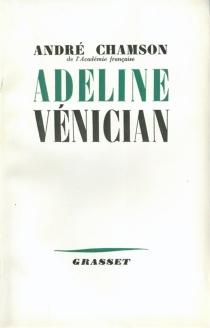 Adeline Vénician - AndréChamson