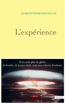 L'expérience - ChristopheBataille