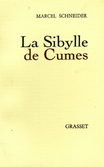 La sibylle de Cumes - MarcelSchneider
