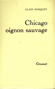 Chicago, oignon sauvage - AlainBosquet