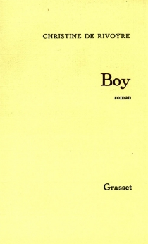 Boy - Christine de Rivoyre