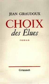 Choix des élues - JeanGiraudoux