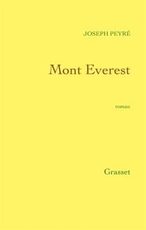 Mont Everest - JosephPeyré