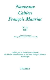 Nouveaux cahiers François Mauriac, n° 22 -