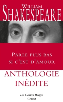 Parle plus bas si c'est d'amour : dictionnaire de citations - William Shakespeare