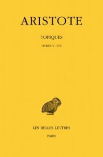 Topiques - Aristote