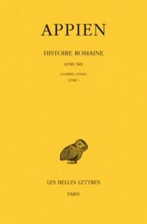 Histoire romaine - Appien