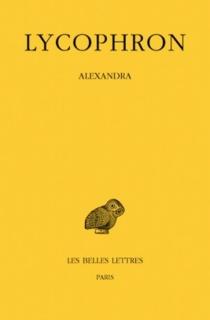 Alexandra - Lycophron