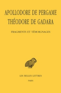 Fragments et témoignages - Apollodore de Pergame