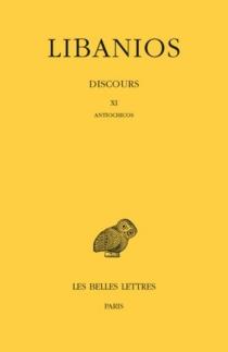 Discours - Libanius