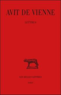 Lettres - Avit