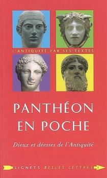 Panthéon en poche : dieux et déesses de l'Antiquité -