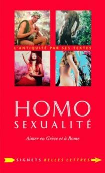 Homosexualité : aimer en Grèce et à Rome -