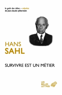 Survivre est un métier - HansSahl