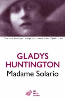 Madame Solario - Gladys ParishHuntington