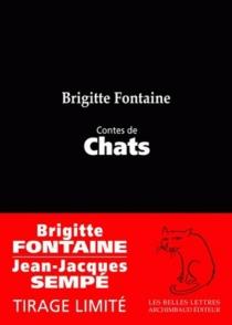 Contes de chats - BrigitteFontaine