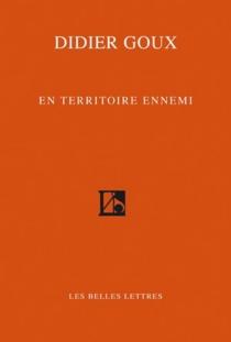 En territoire ennemi - DidierGoux