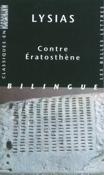Contre Eratosthène - Lysias