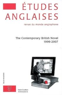 Etudes anglaises, n° 2 (2007) -