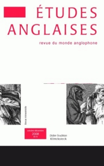 Etudes anglaises, n° 4 (2008) -