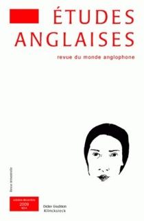 Etudes anglaises, n° 62-4 -