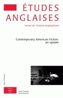 Etudes anglaises, n° 63-2 -