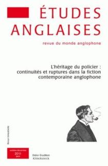 Etudes anglaises, n° 64-4 -