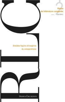 Revue de littérature comparée, n° 346 -