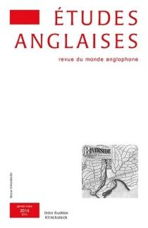 Etudes anglaises, n° 67-1 -