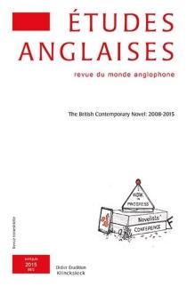 Etudes anglaises, n° 68-2 -