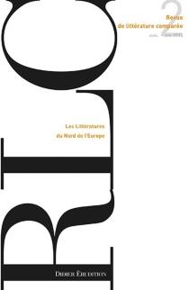 Revue de littérature comparée, n° 354 -