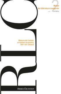 Revue de littérature comparée, n° 358 -